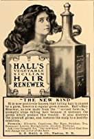 1907 ad for R.P. Hall's Vegetable Sicilian Hair Renewer