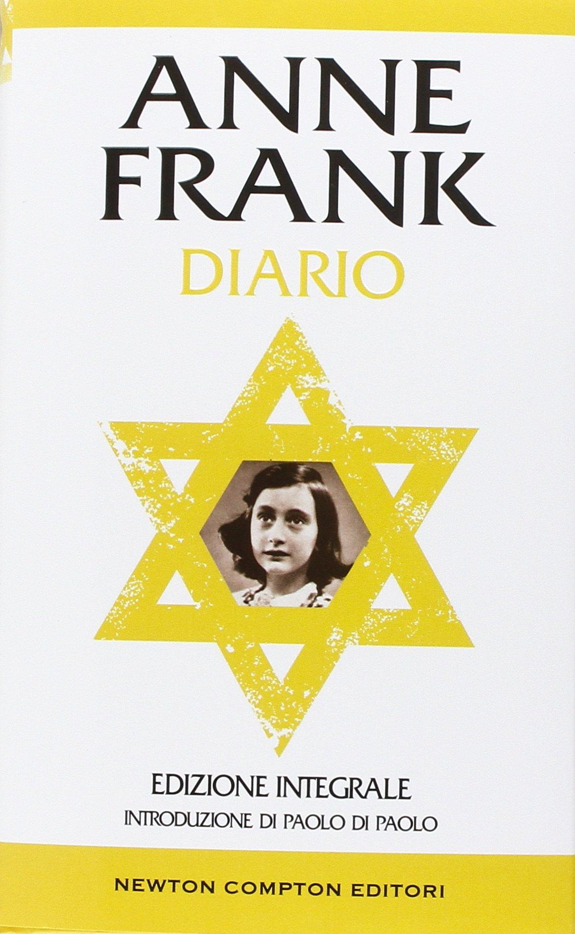 Recensione diario di anne frank - La porta di anne recensione ...