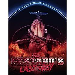 The Gestapo's Last Orgy [Blu-ray]