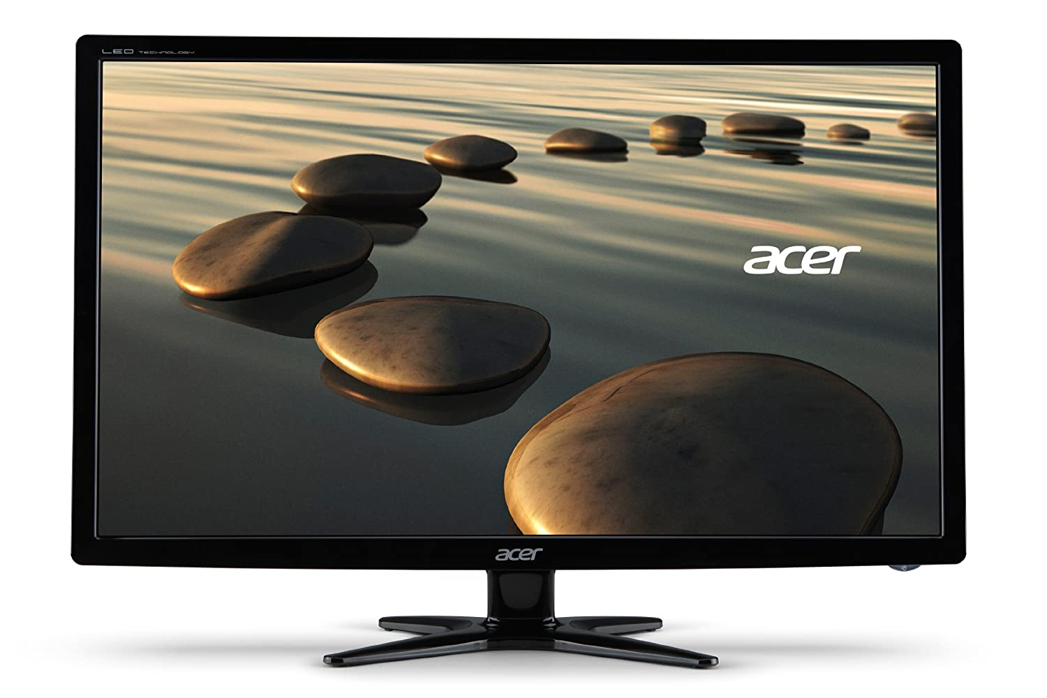 Acer G276HL Gbd Widescreen LCD Monitor, 27-Inch Full HD (1920 x 1080), Black