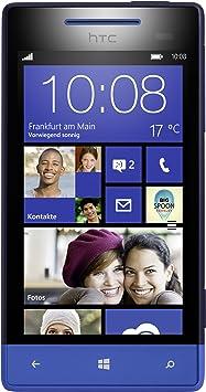 HTC Windows Phone 8S Smartphone (Qualcomm S4, 1GHz, 10,16cm (4pouces) Écran tactile Appareil photo 5Mpx, RAM 512Mo) '