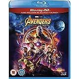 Avengers Infinity War [3D Blu-ray + Blu-ray]