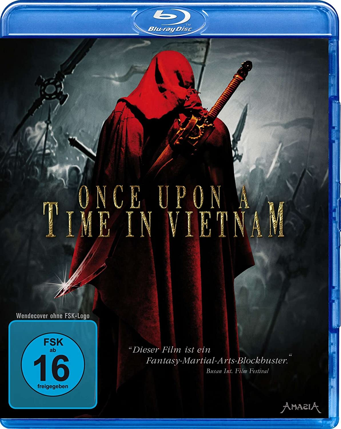 Once Upon a Time in Vietnam, Blu-ray
