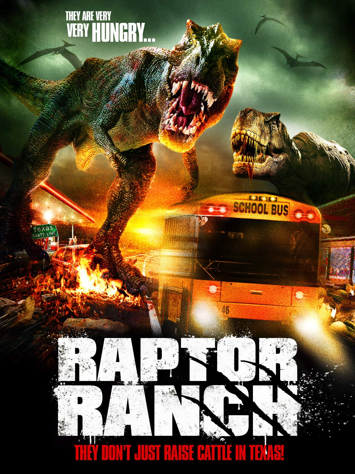 Raptor Ranch on Amazon Prime Video UK