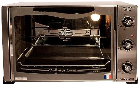 Roller Grill R.TQ343IC Four Inox 34 L Chaleur Tournante