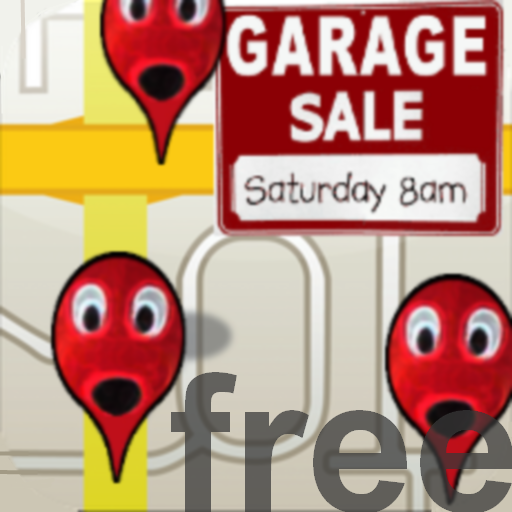 Garage Sale Rover Free