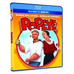 Popeye [Blu-ray]