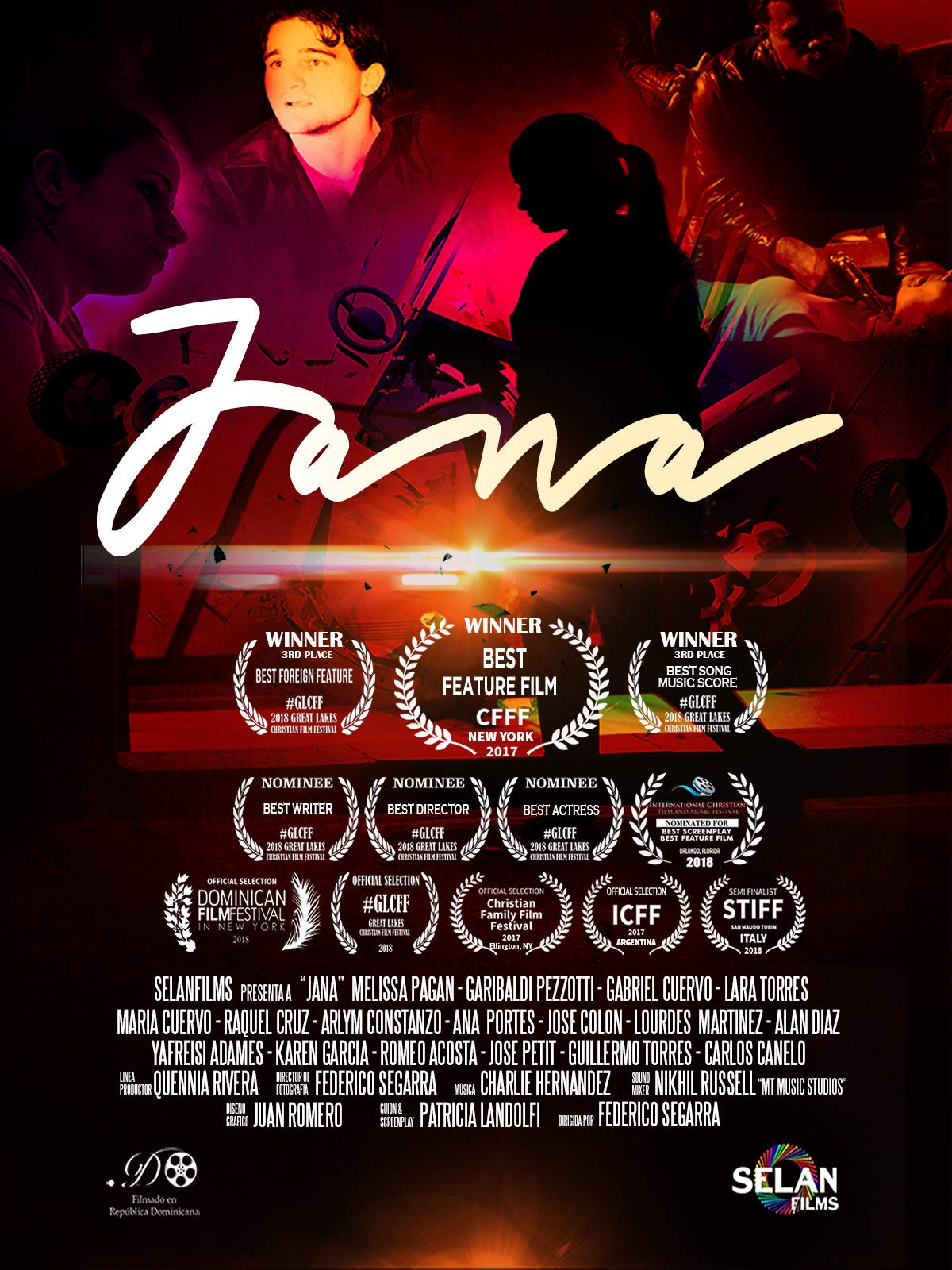 Jana on Amazon Prime Instant Video UK