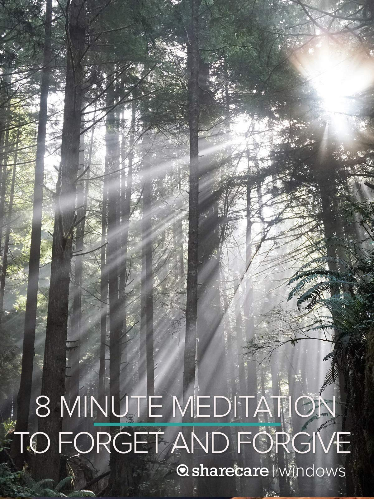 8 Minute Meditation to Forget and Forgive