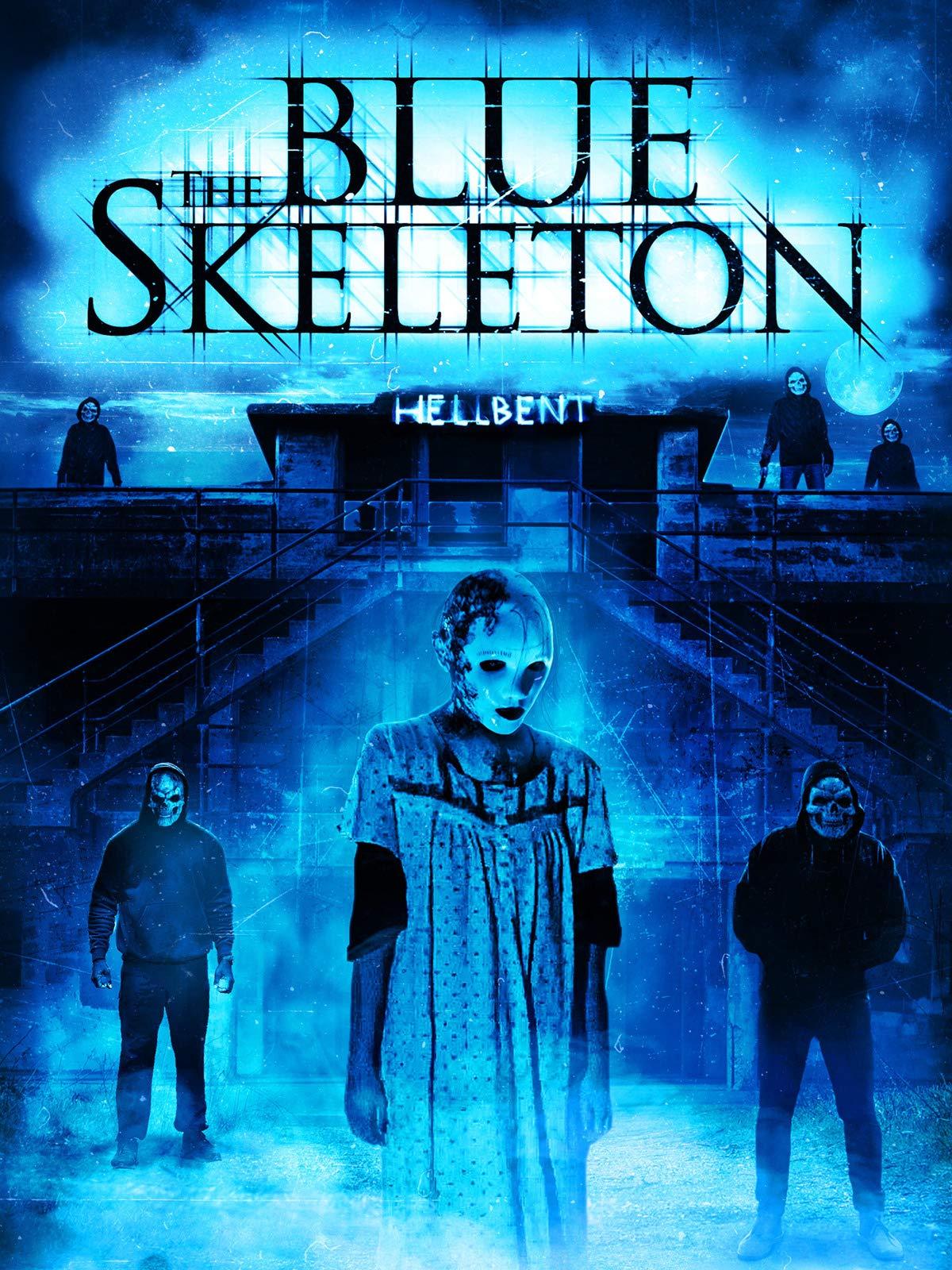 The Blue Skeleton on Amazon Prime Video UK