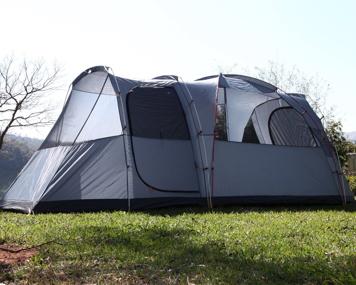 Based on our reviews the best 10 person tent is the Arizona GT Sport C&ing Tent because it has the best features that weu0027re looking for. & How To Choose The Best 10 Person Tent: Guide And Reviews - Hunt ...