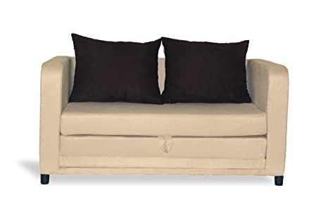 Soli Sofa Natur | Braun