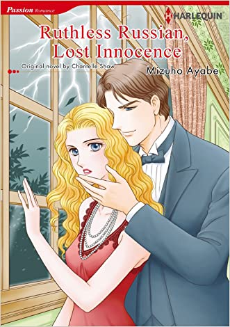 RUTHLESS RUSSIAN, LOST INNOCENCE (Harlequin comics) written by Chantelle Shaw