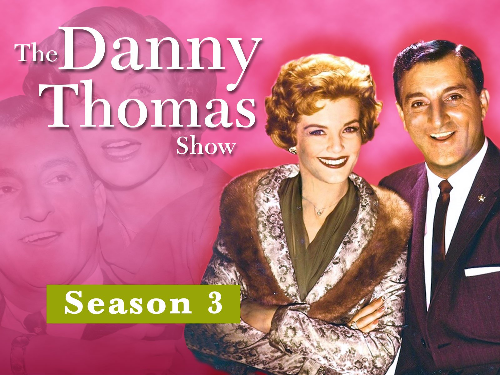 The Danny Thomas Show - Season 3