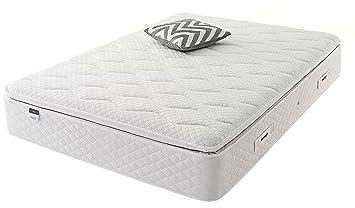 Silentnight Stratus Miracoil Geltex Mattress with Pillow Top - King