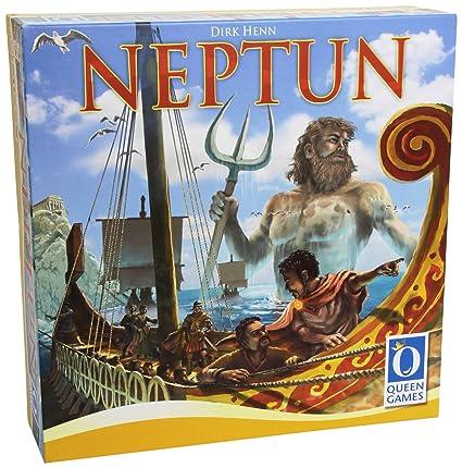Asmodee - QGNEP01 - Jeu de voyage et de poche - Neptun