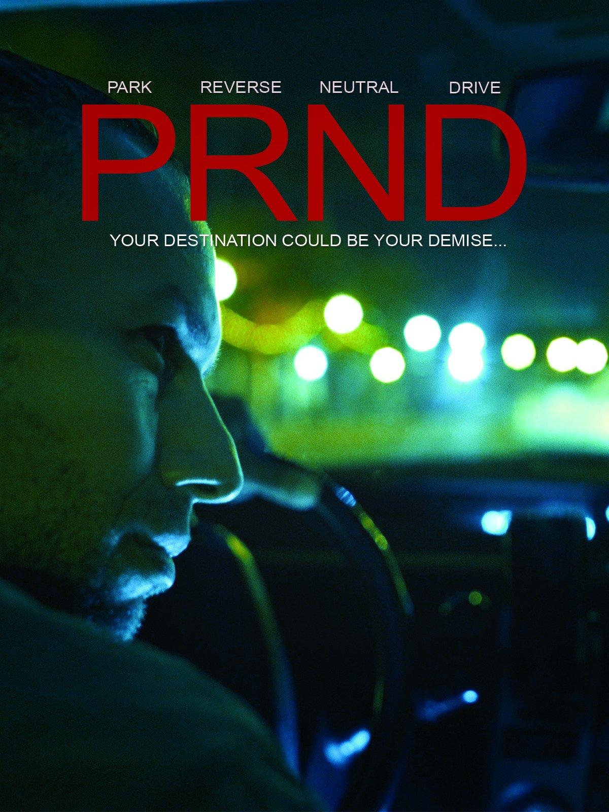 Park Reverse Neutral Drive PRND
