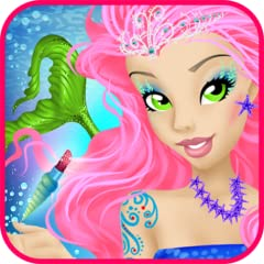 Princess Mermaid Salon