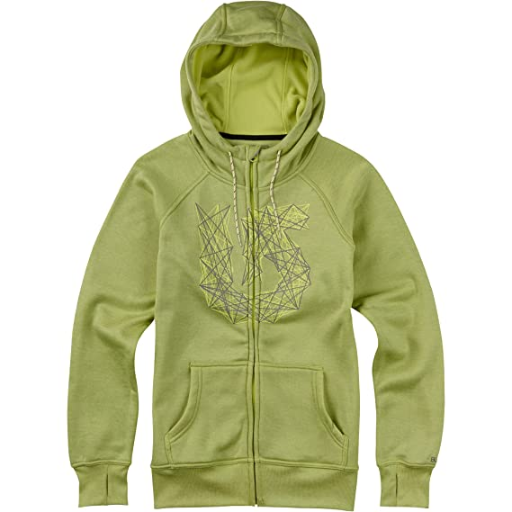 Burton Womens Quartz Full-Zip Fleece