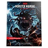 Dungeons & Dragons Monster Manual (Core Rulebook, D&D Roleplaying Game) (D&D Core Rulebook)
