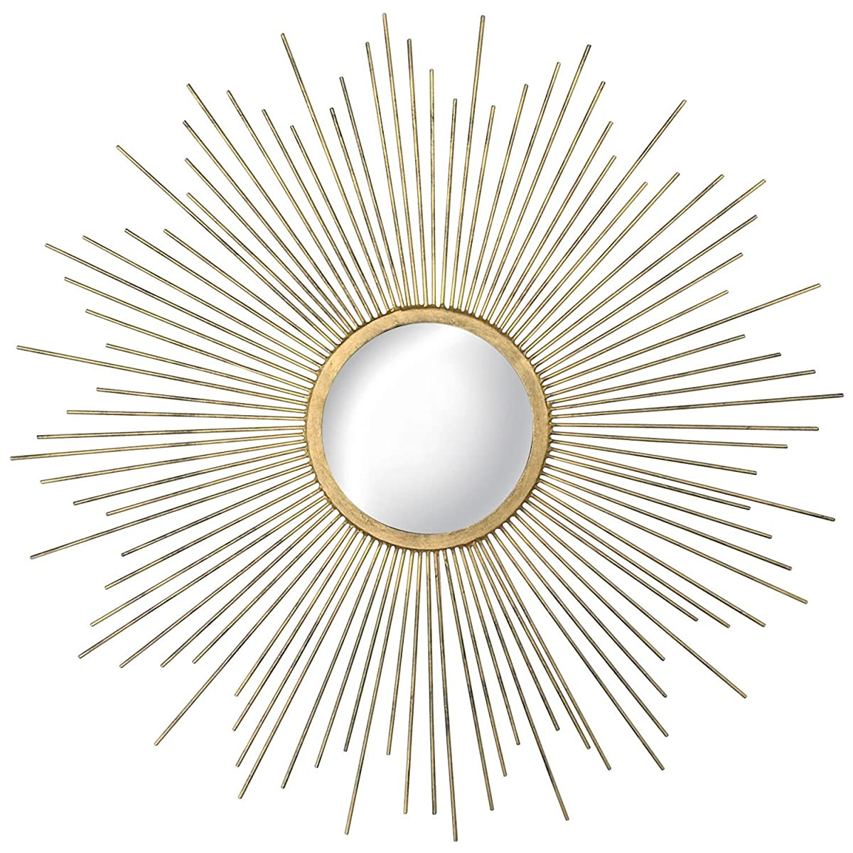 MCS Starburst Mirror, Gold (19405)