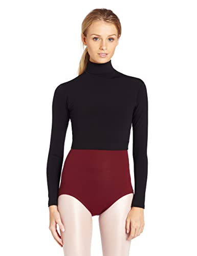 Turtleneck top long sleeve