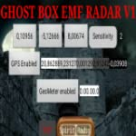 Ghost Box EMF Radar GeoMeter