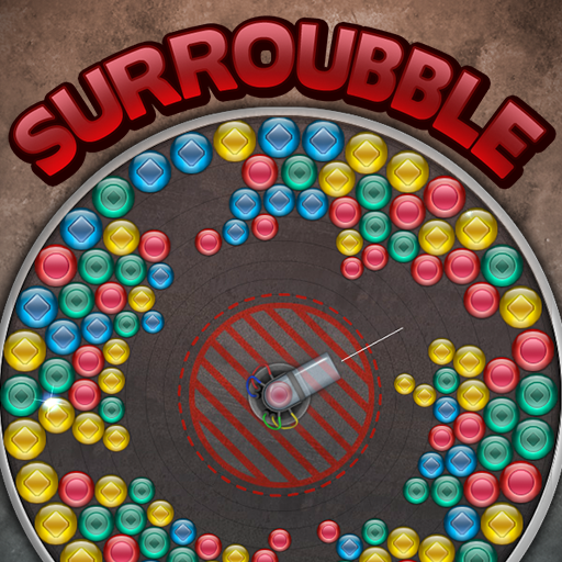 Surroubble - 360° Bubble Blast Game