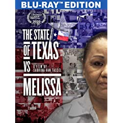 The State of Texas vs. Melissa [Blu-ray]