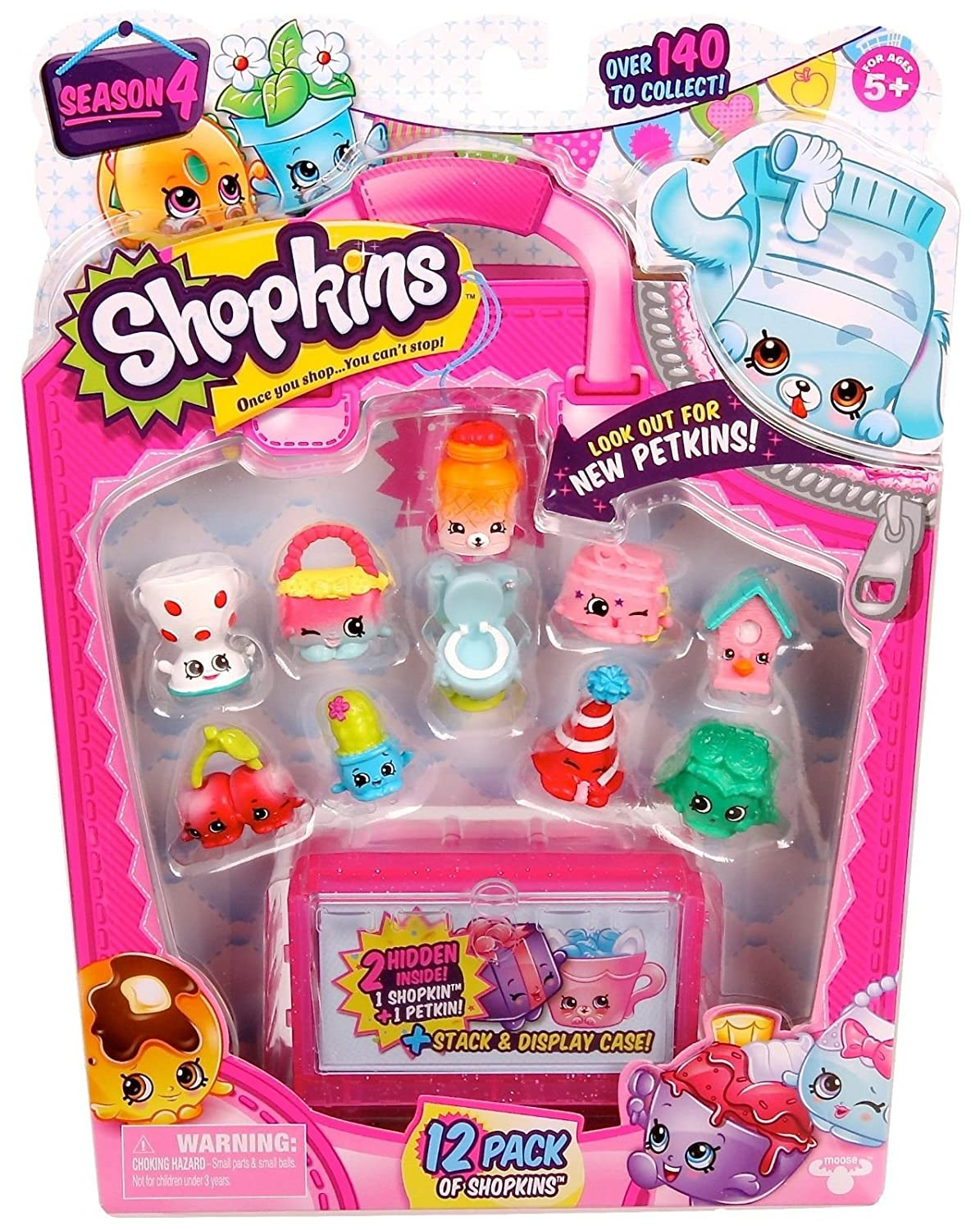reviewing the shopkins mini toys