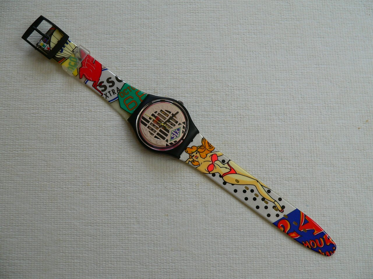 1993 Swatch GB151