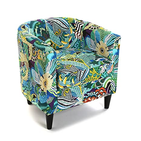 Versa - Sillón tropical Patchwork