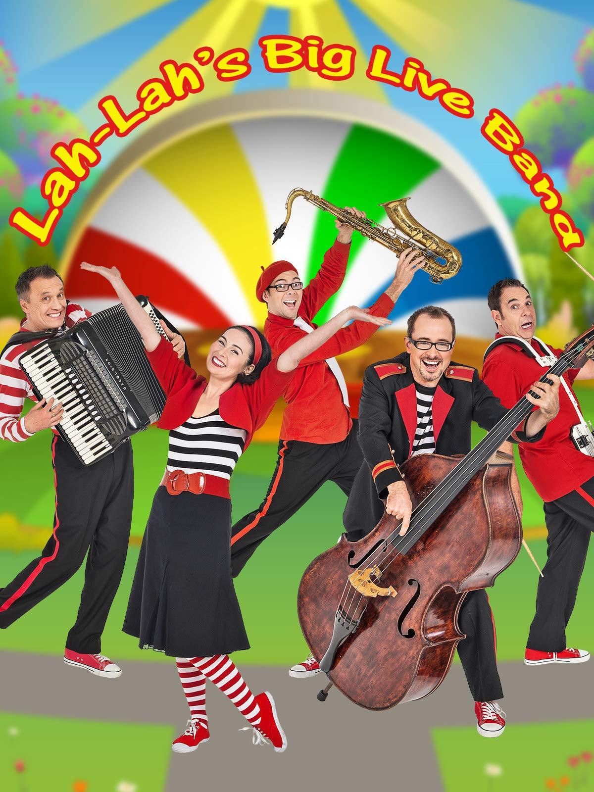 Lah-Lah's Big Live Band