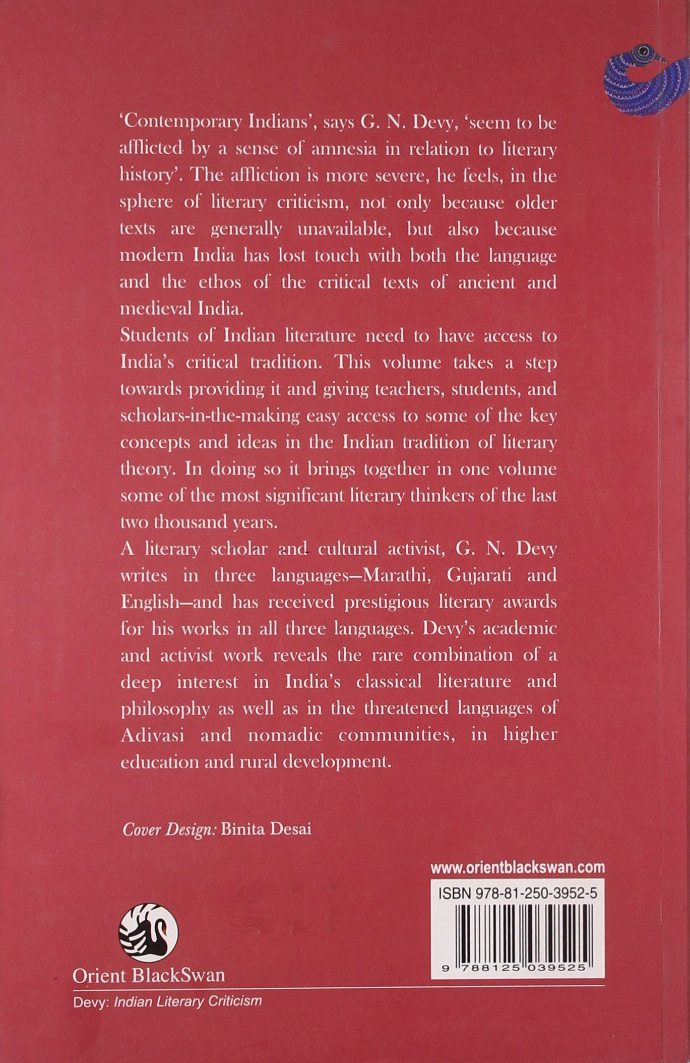 Buy Indian Literary Criticism Book Online At Low Prices In India - Ancient indian literature