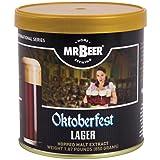 Mr. Beer 60964 Oktoberfest Lager Beer Refill, Brown (Color: Brown, Tamaño: Pack of 1)