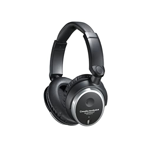 Audio-Technica ATH-ANC7B Noise Cancelling Headphone