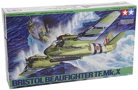 Tamiya - 61067 - Maquette - Bristol Beaufighter TF MK X - Echelle 1:48