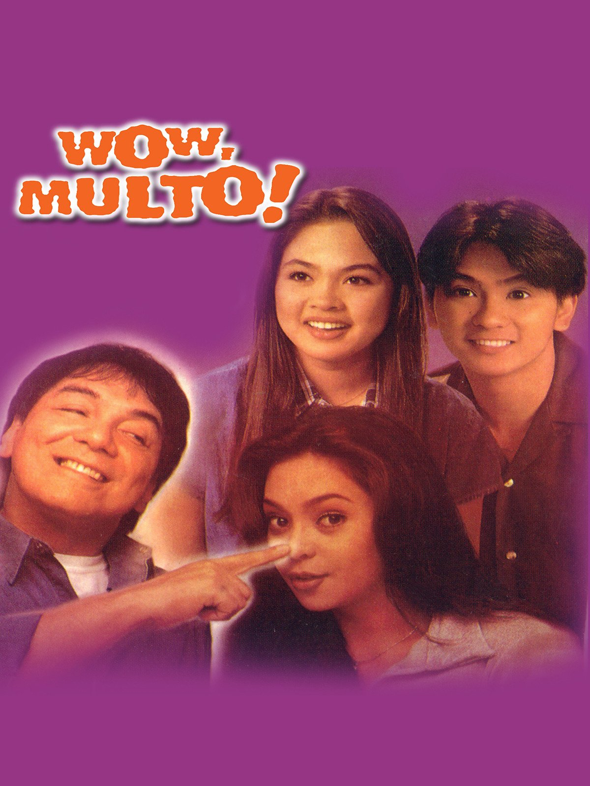 Wow, Multo! on Amazon Prime Instant Video UK