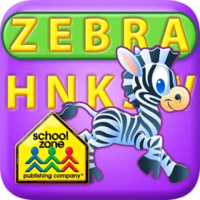 Word Search - An Educational Game from School Zone