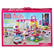 Mega Blocks Barbie Build N Play Bakery Shop