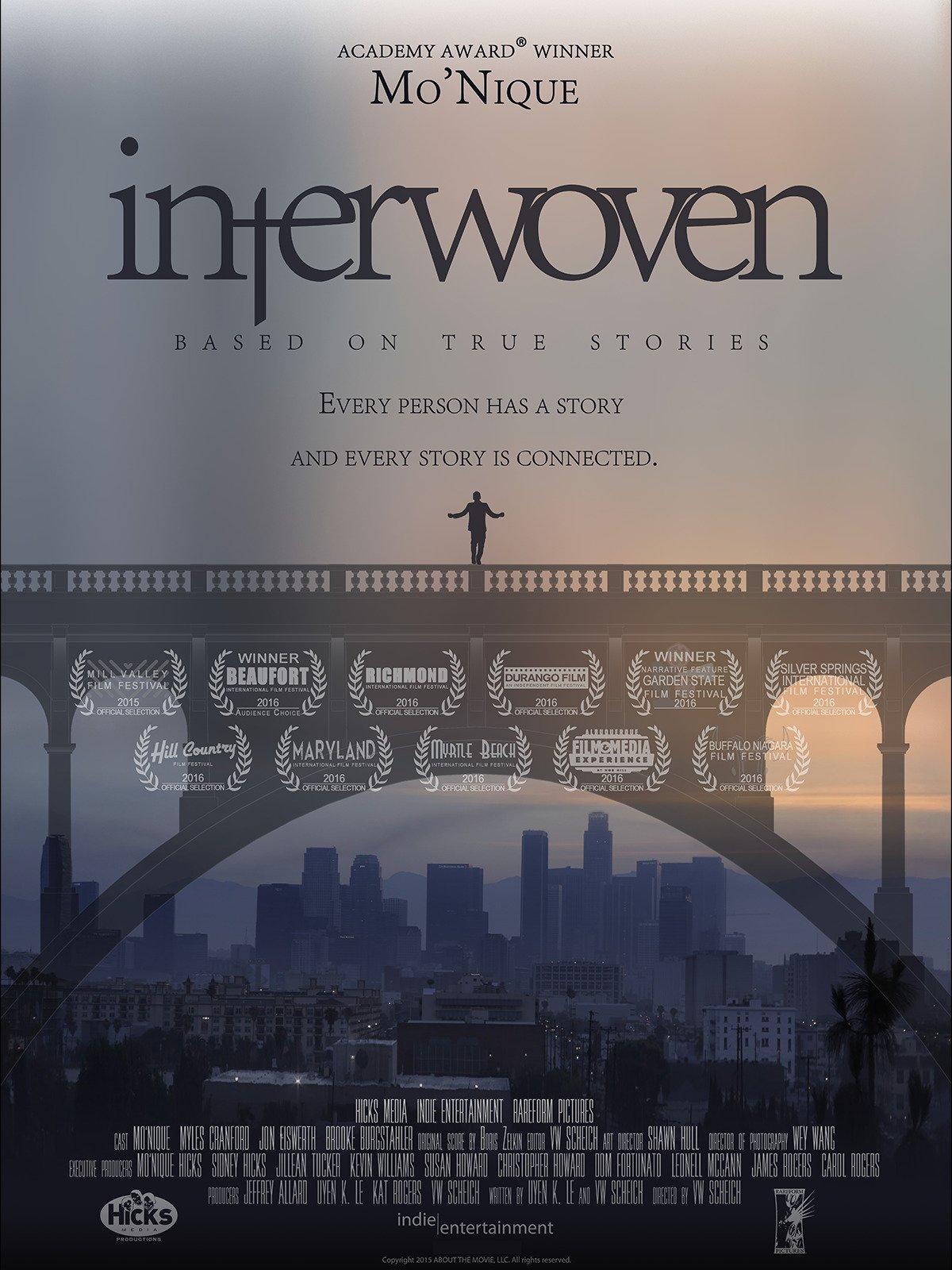 Interwoven on Amazon Prime Instant Video UK