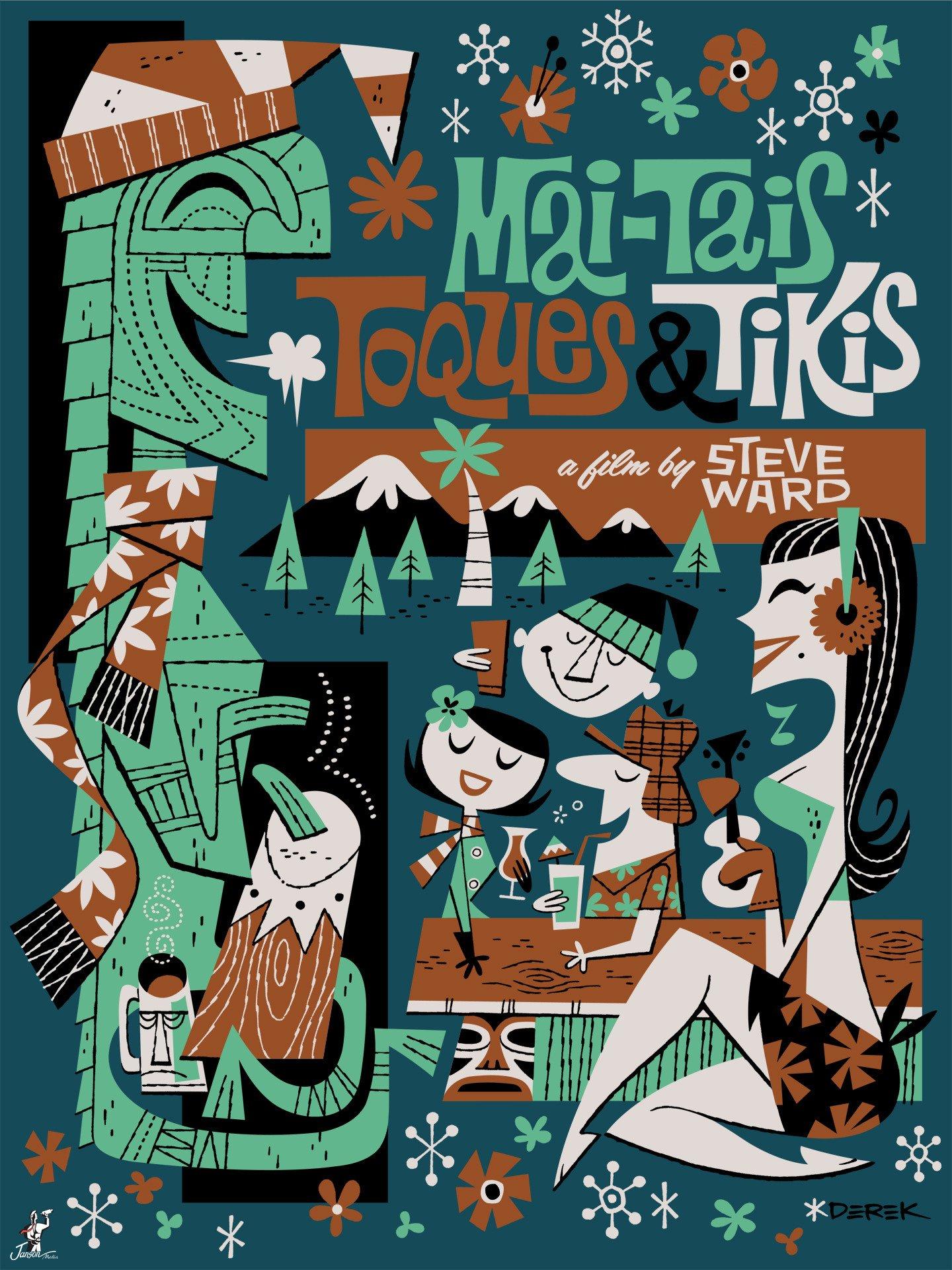 Mai-Tais, Toques & Tikis on Amazon Prime Instant Video UK