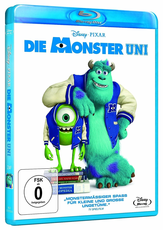 Die Monster Uni [Blu-ray] für nur 12,90€