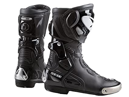 AXO mS2R0010 k00 bottes aragon, taille 47 (noir)