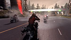 Motorcycle Club - PlayStation 4