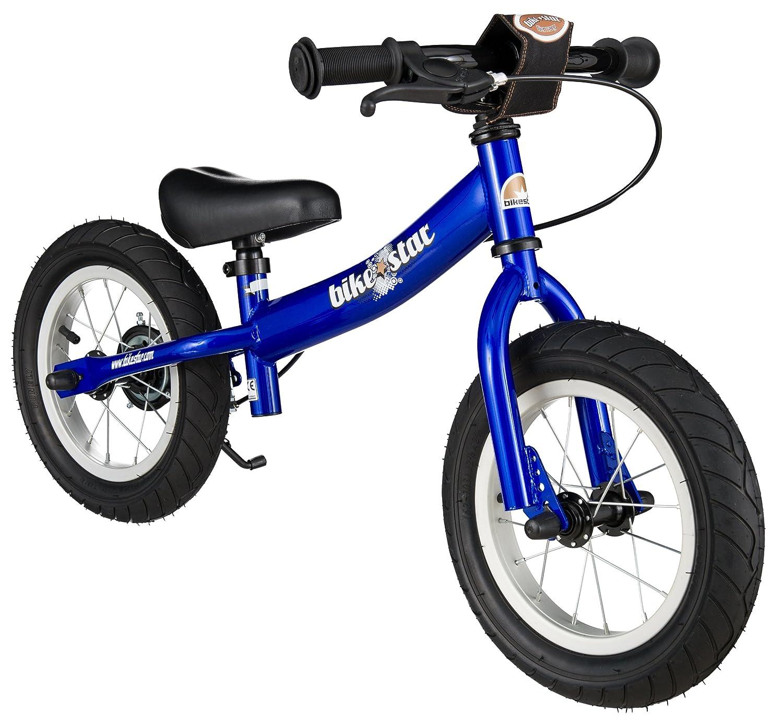 Bicicleta azul para niños de 4-5años