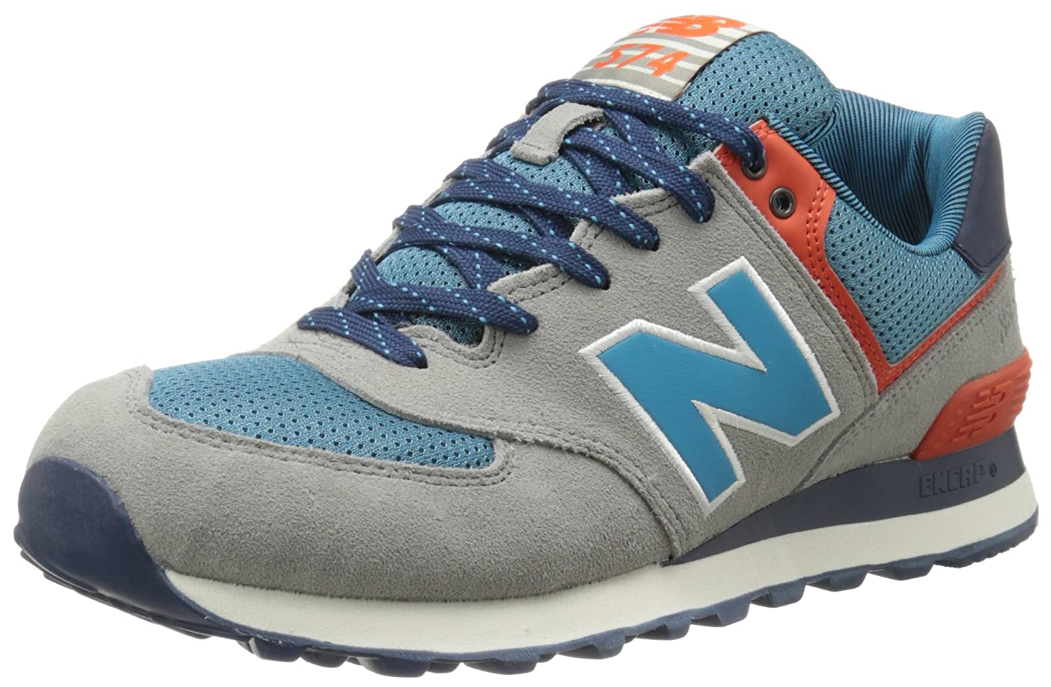 New Balance Men's ML574 Out East Collection Classic Running Sneaker new balance футболка chiks