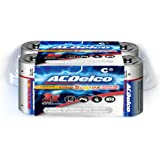 ACDelco C Batteries, Alkaline Battery, 8 Count