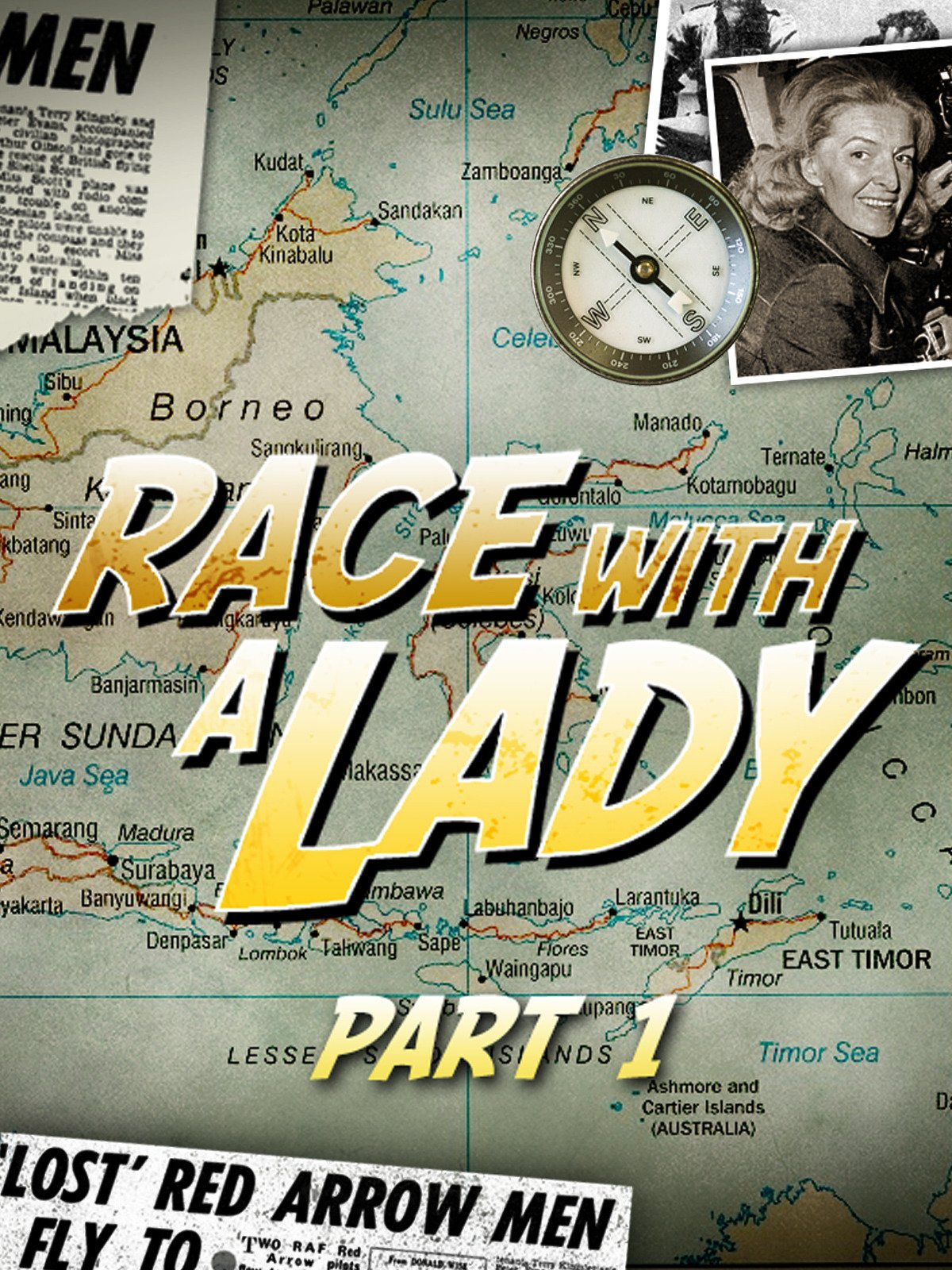 Race With a Lady Part 1