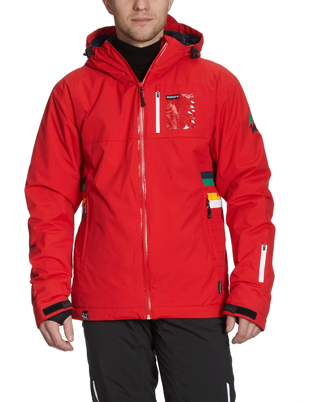 Maloja Herren 2-Lagen Patted Jacket Elvo kaufen